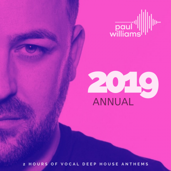 Paul Williams DJ Annual 2019